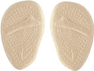 Almohadilla Antideslizante metatarsales Resbalón del pie 2pcsPU para las señoras de los tacones altos desgaste