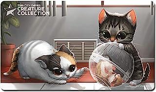 Star City Games Creature Collection Playmat - Kitten (SCGKITTENMAT)