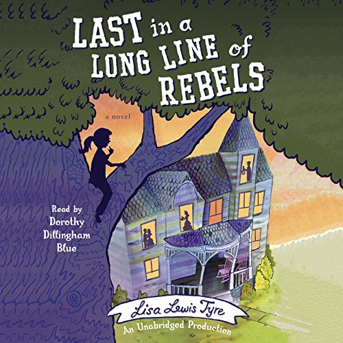 Page de couverture de Last in a Long Line of Rebels