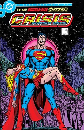 Crisis on Infinite Earths #7 (English Edition)
