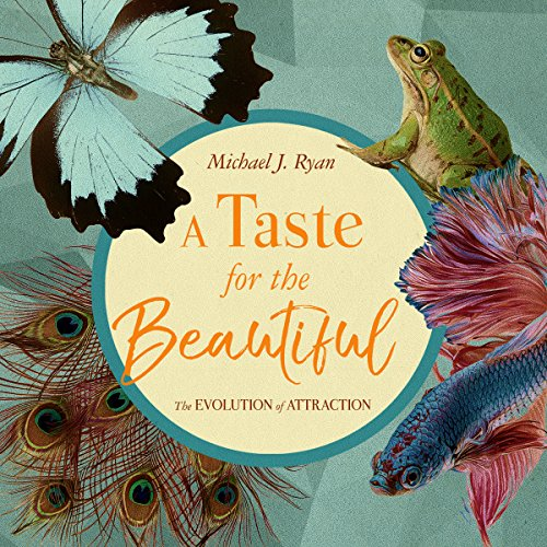 A Taste for the Beautiful audiobook cover art