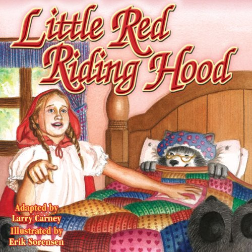 Little Red Riding Hood cover art