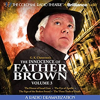 The Innocence of Father Brown, Volume 3 audiobook cover art