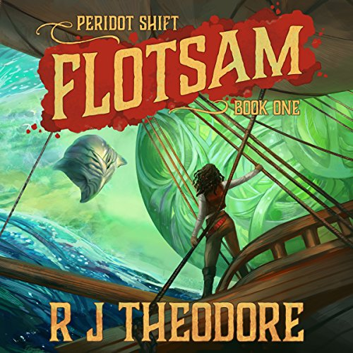 Flotsam (Peridot Shift) audiobook cover art