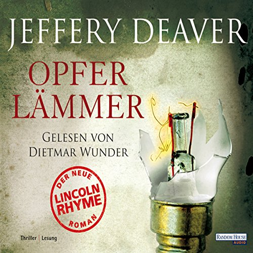 Opferlämmer audiobook cover art