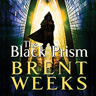 The Black Prism     Lightbringer Trilogy Book One              By:                                                                                                                                 Brent Weeks                               Narrated by:                                                                                                                                 Simon Vance                      Length: 21 hrs and 26 mins     440 ratings     Overall 4.7