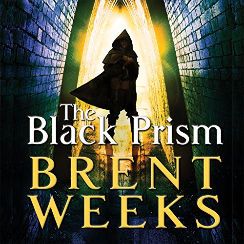 The Black Prism cover art