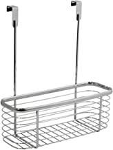 Interdesign 111337 Metal Axis Over The Cabinet X2 Basket, Chrome