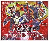 Yu-Gi-Oh Secrets of Eternity Booster Box