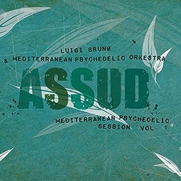 Assud, Vol. 1 (Mediterranean Psychedelic Session)
