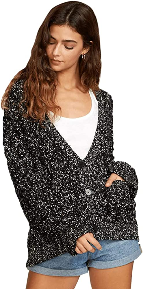 RVCA Women's Brody Cardigan Sweater