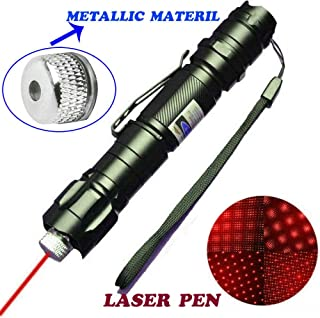 High Power Multi Functional Red Pointer Tactical Hunting Sight Outdoor Recreational Camping Hiking LED Hand held Flashlight Astronomical Hobby Analysis Interpreter Sand Table USA