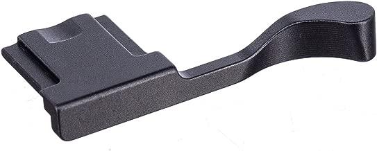 FOTOMIX for Fujifilm X100 X100S X100T X100F Camera Black Metal Thumbs Up Grip, One-Piece CNC Machined …