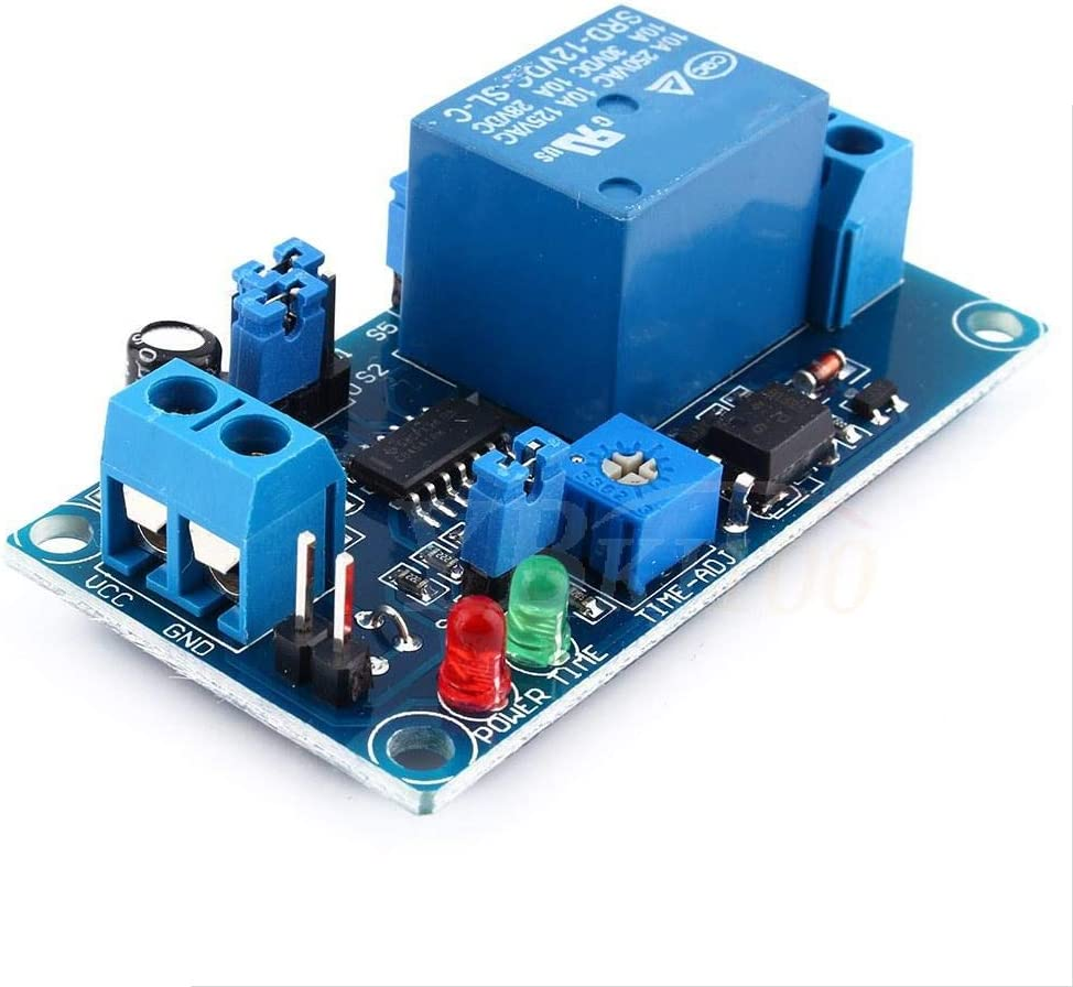 Time High order Delay Relay - 12V Switch Turn DC Modu Ranking TOP12 off