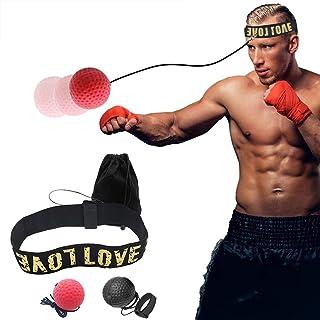 携帯式のパンチングボール格闘技 打撃練習 ボクシング用パンチングボール ボクシング グッズ トレーニング ストレス発散 軽量 反射速度、動体視力、距離知覚の能力など鍛える ファイトボール