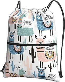 الرباط حقائب الرياضة حقيبة الصالة الرياضية للماء للنساء الرجال الخفيفة سحاب سحب سلسلة الظهر شاطئ السفر حقيبة