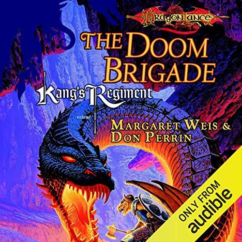 The Doom Brigade audiobook cover art