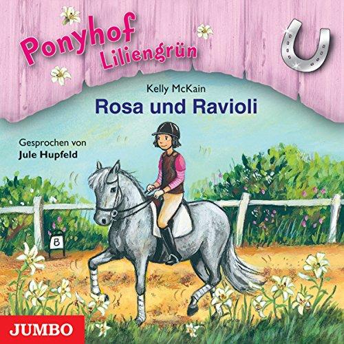 Rosa und Ravioli Titelbild