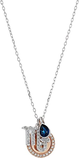 Swarovski - Zodiac Pendant Scorpio Necklace
