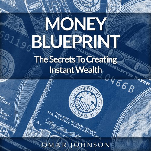 Money Blueprint audiobook cover art