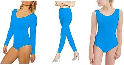 Deluxe Glint Girls Long Sleeved Gym Lycra Show Sleeve Leotard for Gymnastics