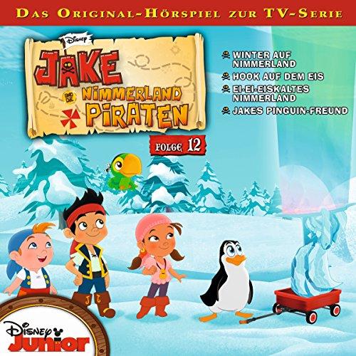 Jake und die Nimmerland-Piraten 12 Titelbild