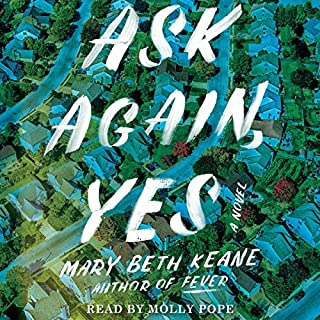 Ask Again, Yes audiobook cover art