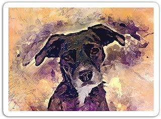 gordonstore Sticker Creature Animal Dog Rex Animals Fauna (3