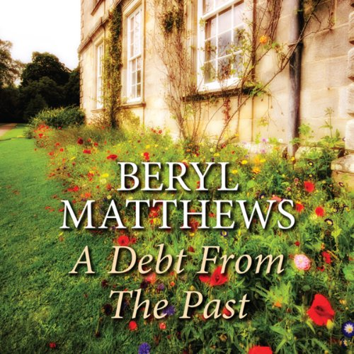 A Debt from the Past audiobook cover art