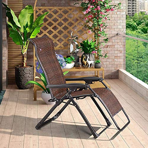 Sonnenliege Sun Lounger Garden Chairs Klappbarer Liegestuhl Sun Loungers Klappbarer Liegestuhl, Terrassenstütze 200 kg Outdoor Home Lounge Chair Selbstfahrender Camping Picknick Rasenstuhl