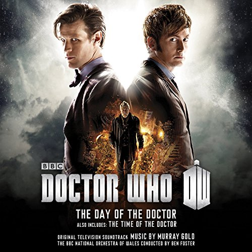 Doctor Who - Original Soundtrack: The Day Of The Doctor / The Time Of The Doctor