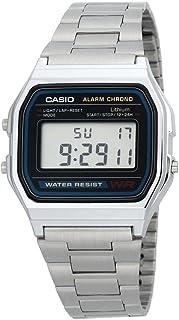 CASIO A158WA-1 Dress Digital Watch
