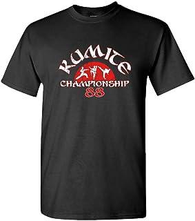 Kumite Championship - Movie Novelty - Mens Cotton T-Shirt