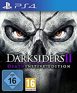 Darksiders 2 - Deathinitive Edition - [PlayStation 4] (B013DBIY9Q) | Amazon price tracker / tracking, Amazon price history charts, Amazon price watches, Amazon price drop alerts