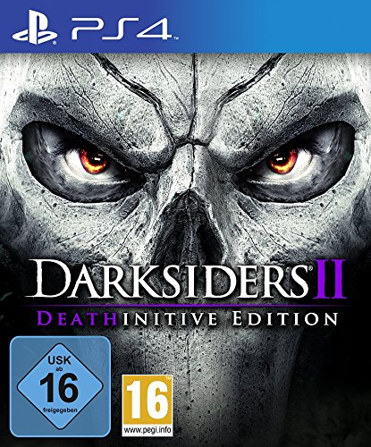 Nordic Games Darksiders 2 Deathinitive Edition PS4 Básica + DLC PlayStation 4 vídeo - Juego (PlayStation 4, Acción / RPG, M (Maduro))