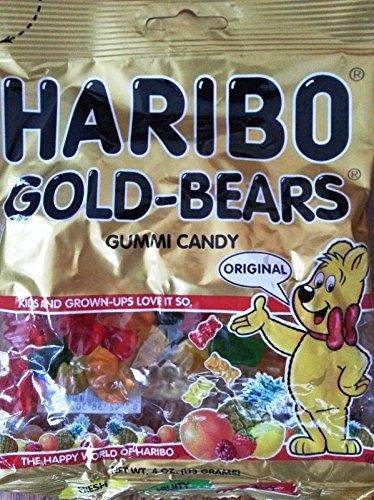 Haribo Gold-bears Portland Mall Gummi Candy Original Pack Max 57% OFF of Oz 4 8