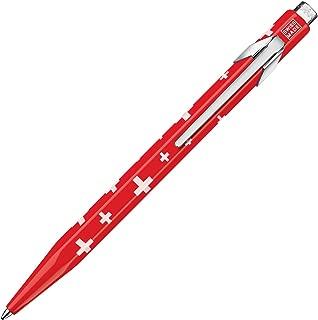Caran D'ache Essentially Swiss Collection Ballpoint Pen Swiss Flag (849.253)