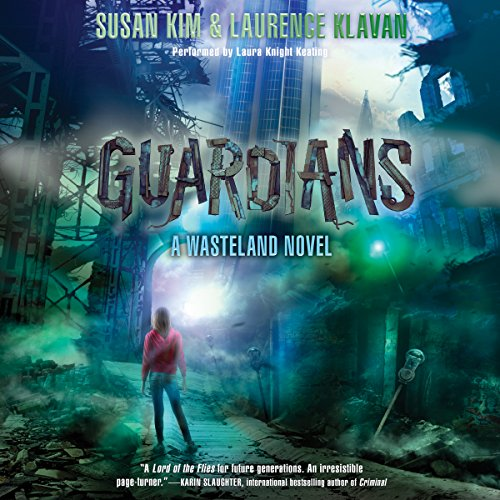 Guardians audiobook cover art