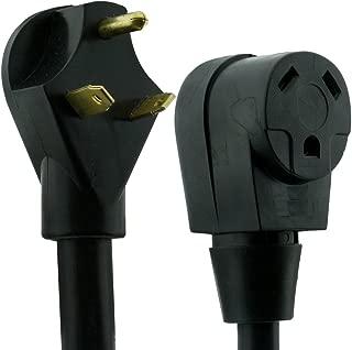 NU-CORD 94626E 50-Feet 30-Amp Rv Extension Cord