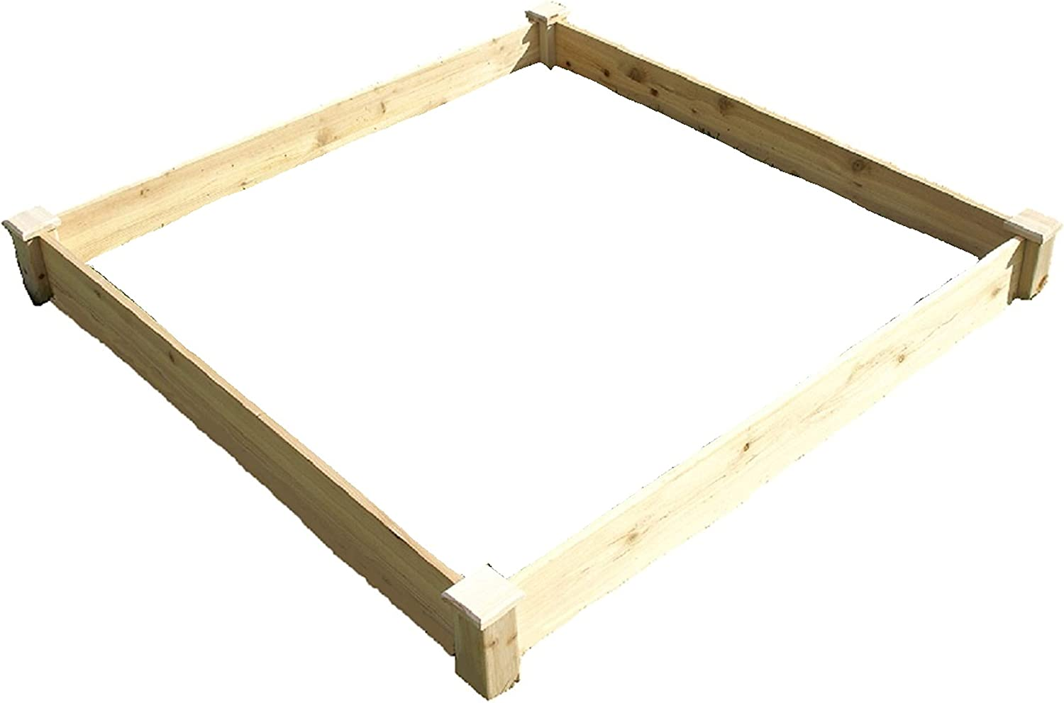 RSI ! Super beauty product restock quality top! ARGB445 Eden Las Vegas Mall Raised Garden Natural Bed