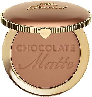 Best too faced chocolate soleil matte bronzer Reviews