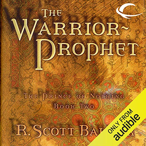 The Warrior-Prophet cover art