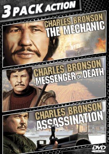 The Mechanic / Assassination / Messenger Of Death