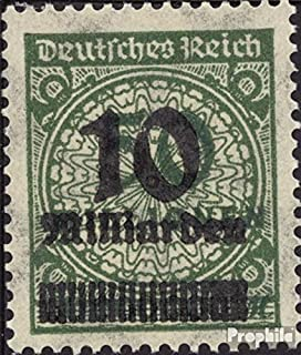German Empire 336A 1923 Hyperinflation (Stamps for Collectors)