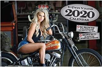 Moto365 2020 V-Twin Vixens Calendar