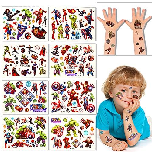 Pegatinas de Tatuajes Para Niños,...