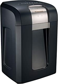 Bonsaii 240-Minute Heavy Duty Paper Shredder, 18-Sheet Cross-Cut for CDs/Credit Cards with Jam Proof System, 7.9 Gallons P...