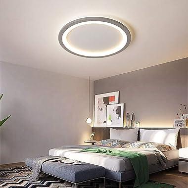 LOSA LED plafonnier Moderne Minimaliste LED intégré plafonnier Chambre Salon étude Chambre des Enfants Acrylique Abat-Jour pl