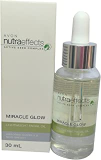 Avon Nutra Effects Miracle GLow LightWeight Facial Oil 30ml