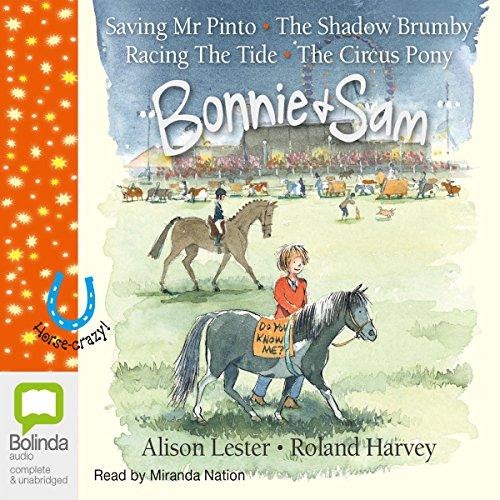 Bonnie & Sam (Books 1-4) audiobook cover art